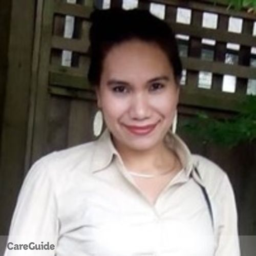 Canadian Nanny Provider Juliefe Alonsagay's Profile Picture