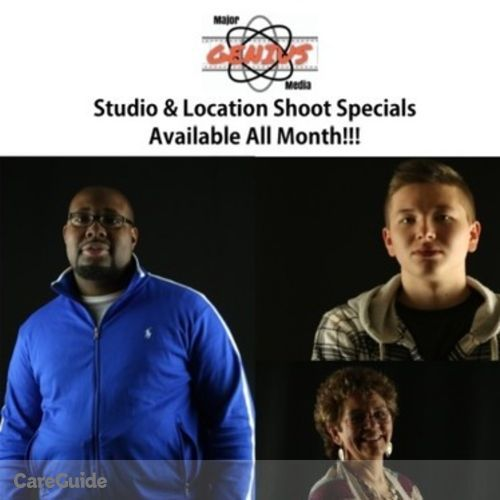 Videographer Provider Skyler Clark's Profile Picture