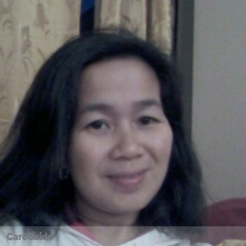 Canadian Nanny Provider Basilisa (lisa) Remorque's Profile Picture