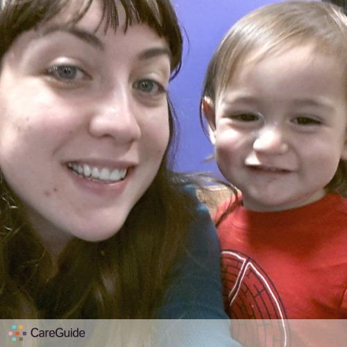 Child Care Provider Kamila Cano's Profile Picture