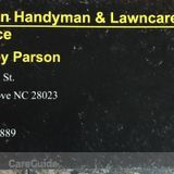 Handyman in China Grove