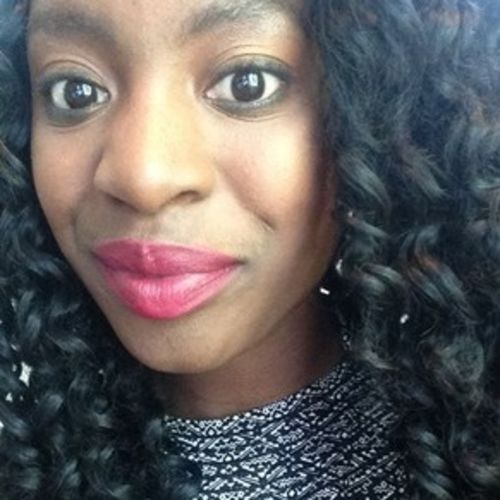 Canadian Nanny Provider Shamiso Magumbe's Profile Picture