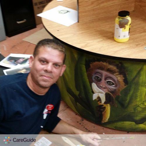 Painter Provider Sidney Muniz's Profile Picture