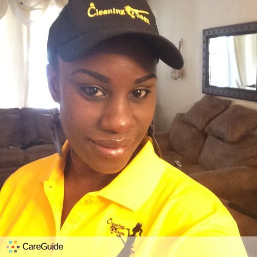 Housekeeper Provider Saquenna W's Profile Picture