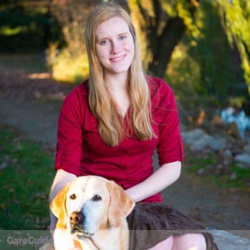 Pet Care Provider Ashley Preston's Profile Picture