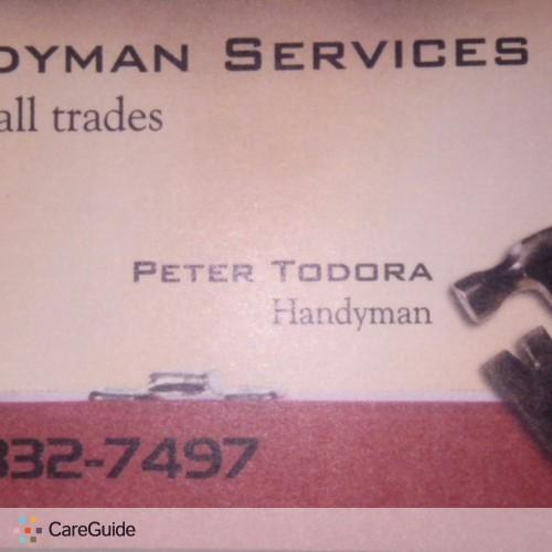 Handyman Provider Peter Todora's Profile Picture