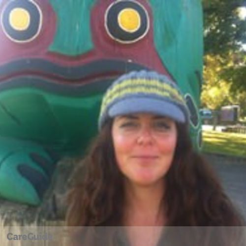 Canadian Nanny Provider Joelle Fuller's Profile Picture