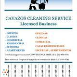 Cavazos Cleaning Severice