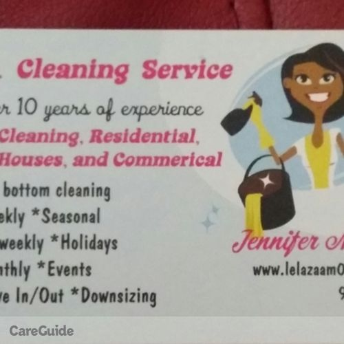 Housekeeper Provider Jennifer Morrison's Profile Picture