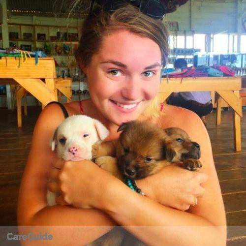 Canadian Nanny Provider Caitlin L's Profile Picture