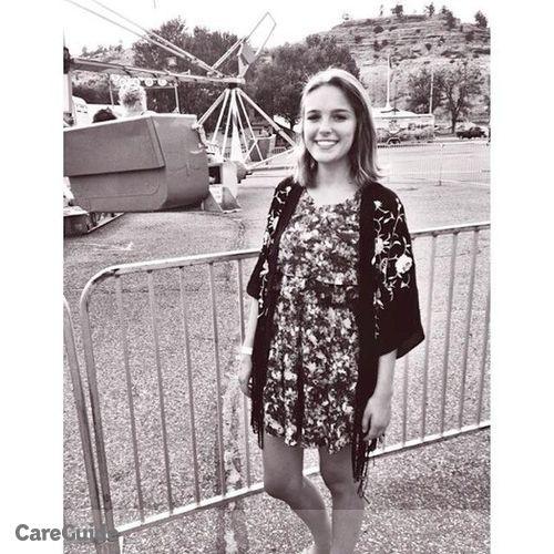 Canadian Nanny Provider Victoria Becker's Profile Picture