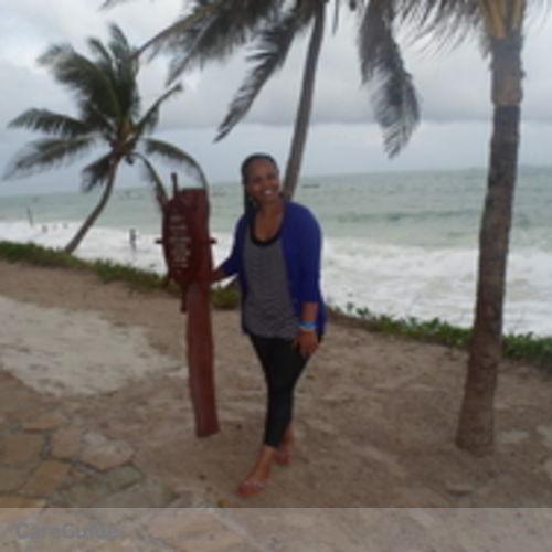 Canadian Nanny Provider Lydia Mwangi's Profile Picture