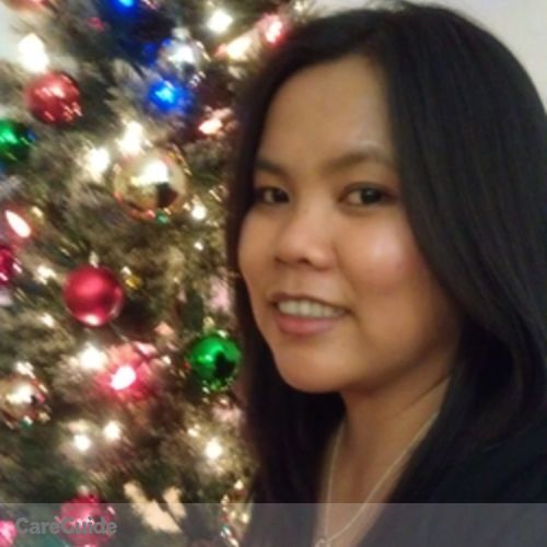 Canadian Nanny Provider Leah Fong's Profile Picture