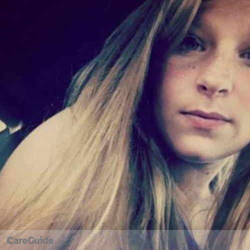Canadian Nanny Provider Olivia Koras's Profile Picture