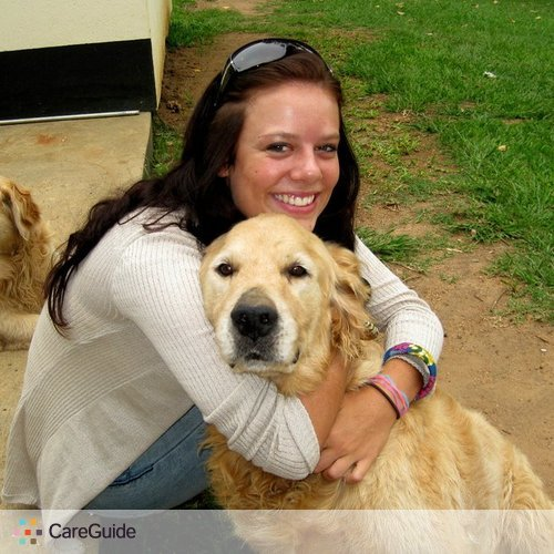 Pet Care Provider Courtney Hoffman's Profile Picture