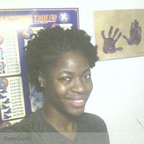 Child Care Provider Avadon J's Profile Picture
