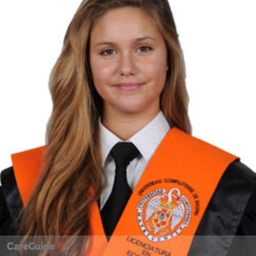 Canadian Nanny Provider Alsira Ruiz Pérez's Profile Picture