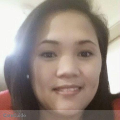 Canadian Nanny Provider Rosemarie Jardinico's Profile Picture
