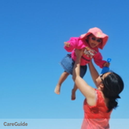 Canadian Nanny Provider Agnes P's Profile Picture