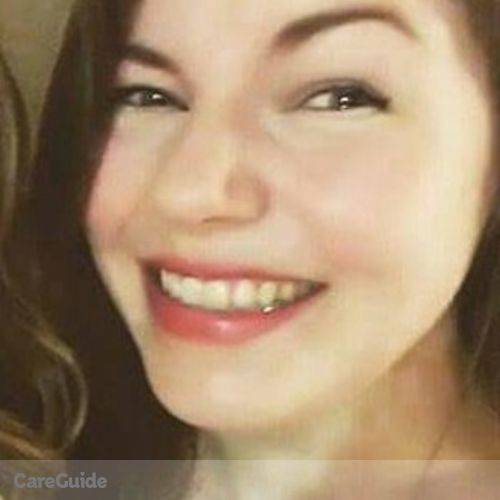 Canadian Nanny Provider Alyssa Williams's Profile Picture