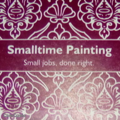 Painter Provider Sandi Jones's Profile Picture