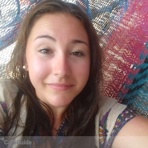 Canadian Nanny Provider Ange Laliberté's Profile Picture