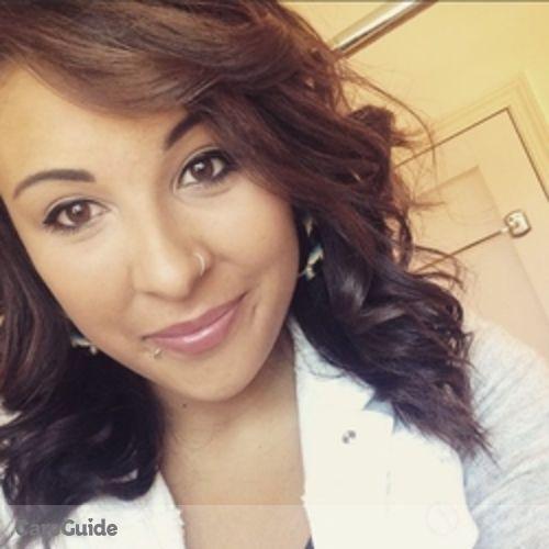 Canadian Nanny Provider Ashna Lueck's Profile Picture