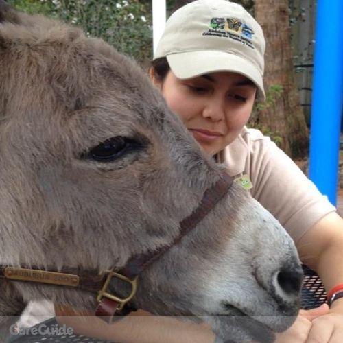 Pet Care Provider Gabriella L's Profile Picture