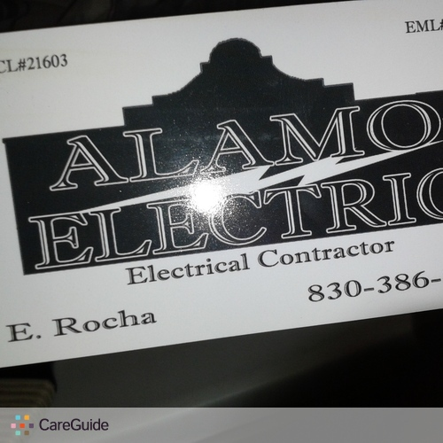 Electrician Provider Eli Rocha's Profile Picture