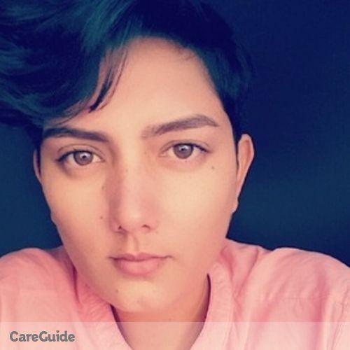 Pet Care Provider Daniela Z's Profile Picture