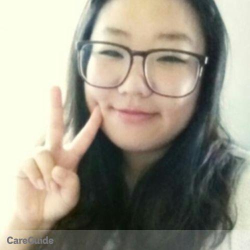 Canadian Nanny Provider Eujin Kim's Profile Picture