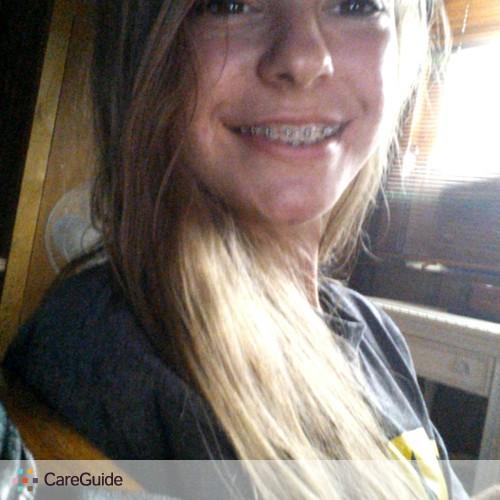 Child Care Provider Alexis Wilson's Profile Picture