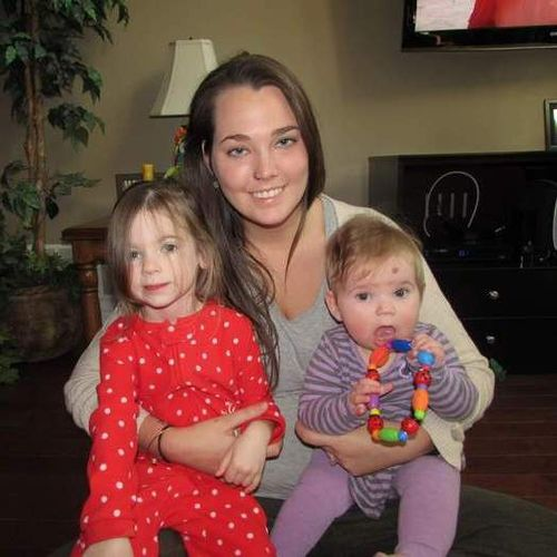 Canadian Nanny Provider Carly Nicholas's Profile Picture