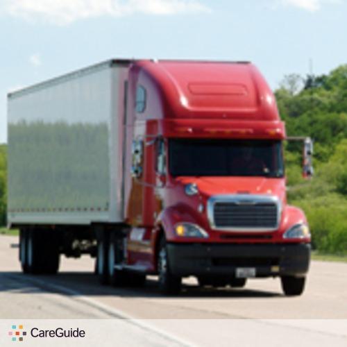 Truck Driver Job George B's Profile Picture