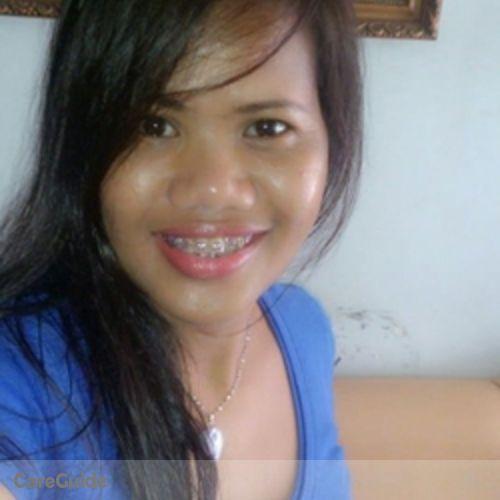 Canadian Nanny Provider Archiella P's Profile Picture