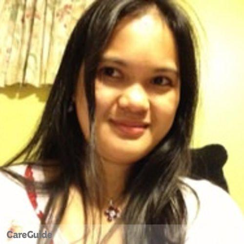Canadian Nanny Provider Liza Bandojo's Profile Picture