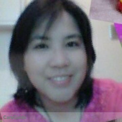 Canadian Nanny Provider Shiela Alvarez's Profile Picture