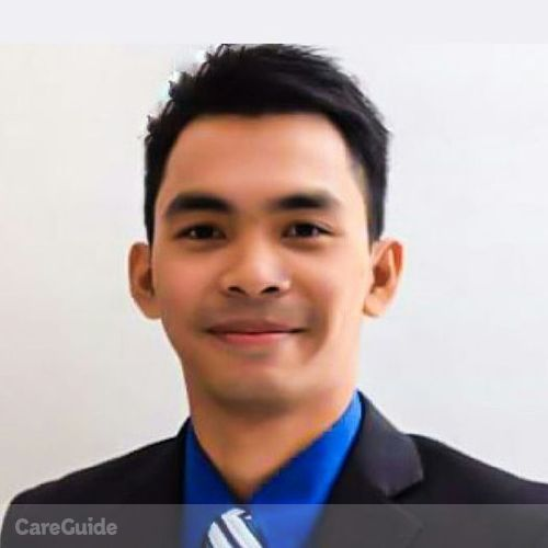 Housekeeper Provider Raymart Lugue's Profile Picture