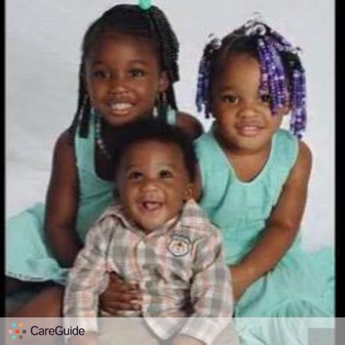 Child Care Job Daviney Hill's Profile Picture