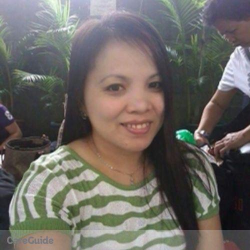Canadian Nanny Provider Meriam Padilla Cortez's Profile Picture