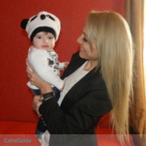 Canadian Nanny Provider Shorena Tcholikauri's Profile Picture