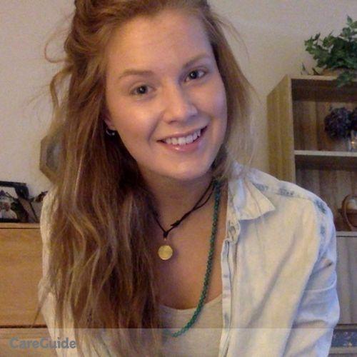 Canadian Nanny Provider Emma Smith's Profile Picture