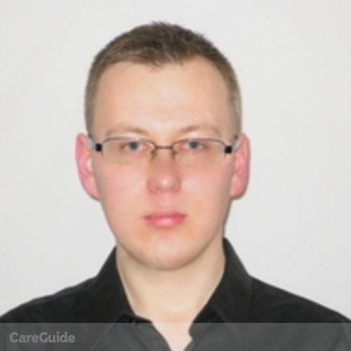 Canadian Nanny Provider Zoltan G's Profile Picture