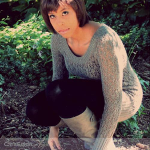 Canadian Nanny Provider Nicole Francis's Profile Picture
