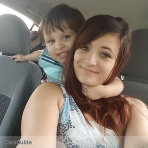 Child Care Job Christina B's Profile Picture