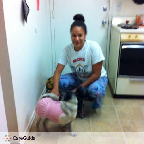 Pet Care Provider Sashia Mordicai's Profile Picture