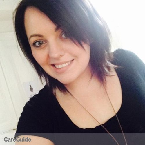 Canadian Nanny Provider Charmaine Bolton's Profile Picture