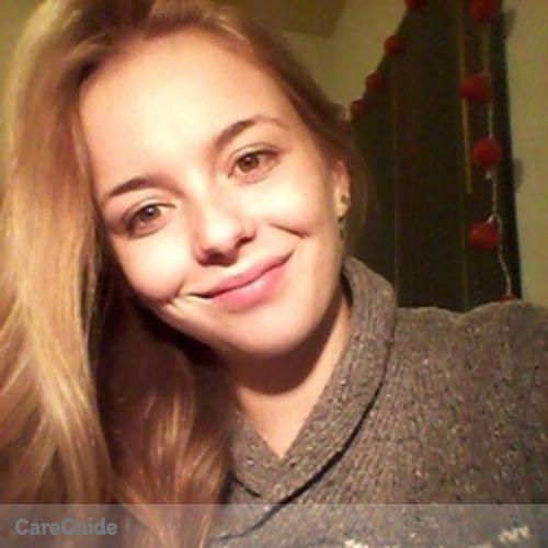 Canadian Nanny Provider Alice Douillet's Profile Picture