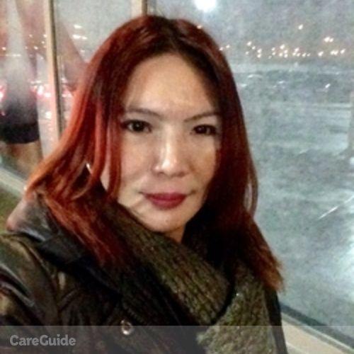 Canadian Nanny Provider Rolinda P's Profile Picture