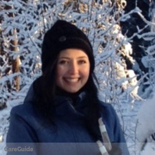 Canadian Nanny Provider Sarah Coyston's Profile Picture
